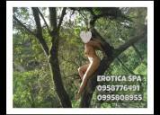 Masajes eroticos abre la puerta a muchas sensaciones en erotica spa