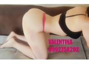 Hermosa valentina 21 años el mejor sexo oral y fantasia en la cama