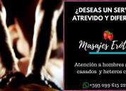Kiromasajista sexual servicio en moteles de guayaquil