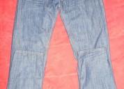 Pantalón jeans económico de caballero marca republic jeans talla 36