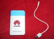 Power bank / cargador portátil marca huawei de 6000mah