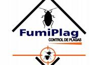 Servicios de fumigación y control de plagas fumiplag ec