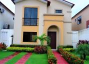Vendo linda villa en urb ciudad celeste, guayaquil