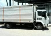 Transporte pesado transvictor para mudanzas, carga pesada.
