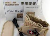 Cinturon de traccion lumbar