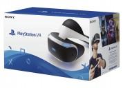Playstation vr casco virtual a muy bajo costo!!
