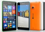 Nokia lumia 535 nuevo / 5 pulg / dual sim