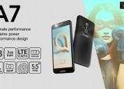 alcatel a7 3gb ram/ 32gb rom / cámara 16mpx fingerprint