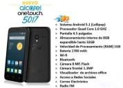 Alcatel 5017a nuevo con garantia