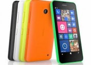 Nokia lumia 435 nuevo / 4 pulg. / dual sim