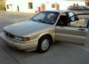 Aprovecha bonito y confortable mitshubishi sedan, galant, papeles al día, bien cuidado.