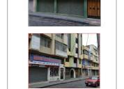 arriendo local comercial en el centro de la ciudad de riobamba