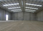 Vendo Bodega Industrial en Inmaconsa