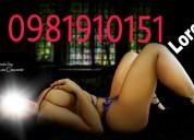 Kerli sexiii chicas escort doy trato de pareja cel 0981910151