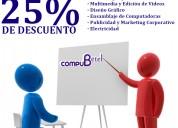 Compu betel: ofrece 15 diferentes cursos de capacitación en rumiloma