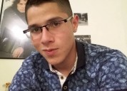 Joven colombiano busca informacion de tulcan