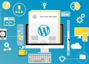 Diseño de paginas informativas wordpress