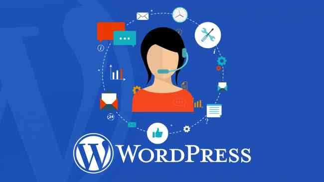 Soporte Diseñado Web Wordpress