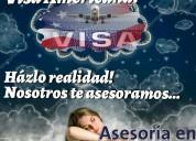 Asesoria visa americana