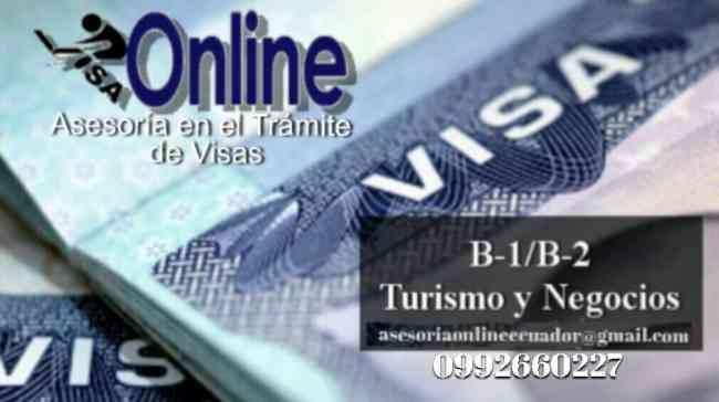 Visa Americana asesoria y trámites