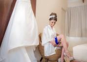 Servicios de fotografias y filmaciones profesionales para bodas