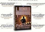 Libro : los problemas del trabajo , de l. ron hubbard