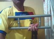 Vendo tiraderas de acero inoxidable para puertas de vidrio o para puertas de aluminio