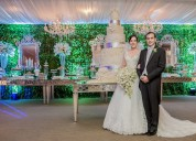 Paquetes de recepcion de bodas en guayaquil