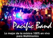 Orquesta musical pacific band