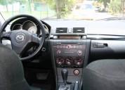 Mazda 3  sedan deportivo 2000 c.c. at  2008  0969197373 loja, guayaquil 0969197373