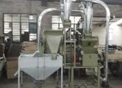 Molino meelko para harina de trigo 400kg kit completo