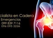 Clínica de la  cadera  en quito inf al 0998397116
