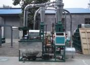 Molino completo de harina de trigo automático doble cernidor 500