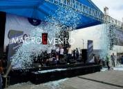 Alquiler de mÁquina de confeti profesional    bodas/eventos