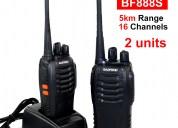 Radios de comunicacion portatil