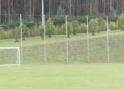 Malas de nylon para el contragolpe para canchas de futbol