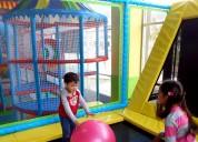 Mallas de proteccion para juegos infantiles