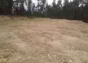 Vendo terreno de 2.400m2 en ochoa leon sector los eucaliptos cuenca