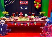 animaciones y decoraciones de fiestas infantiles