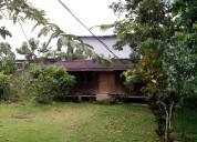 Terreno grande en barrio residencial las palmas