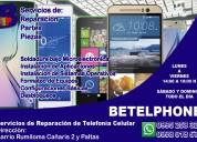Ofrecemos servicio de reparación de telefonía celular en sangolquí