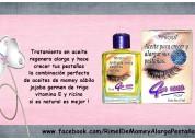 Aceite de mamey alargador y regenerador de pestañas
