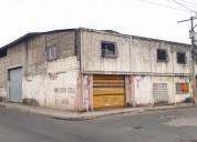 Galpón industrial se alquila
