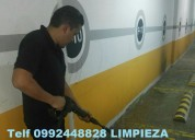 2428098 limpieza de pisos hormigon y piedra porosa con mÁquinaria
