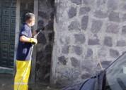 Telef 2428098 lavamos fachadas de piedra porosa