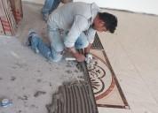 Colocamos cerámica porcelanato granito importado 0986455255 a precio económico