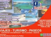 Paseos turísticos para empresas, familias y estudiantes-sangolquí