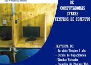 Venta de computadoras para empresas y hogares en sangolquí