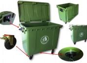 Venta de contenedores de basura industriales de oferta