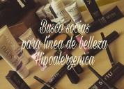 Consultoras para marca de cosméticos